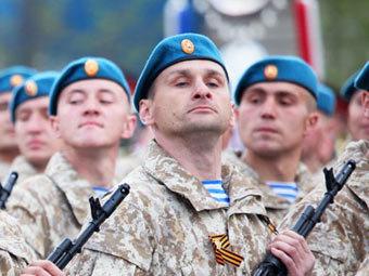 Российские военные отказались