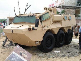 Renault VAB Mark II 6x6