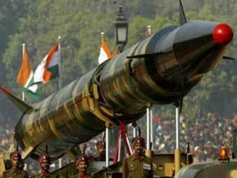 Балистична ракета Agni II