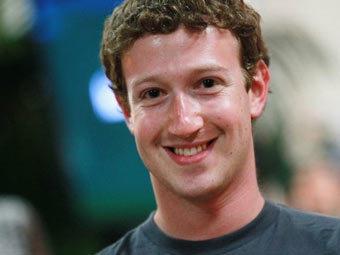 Марк Цукерберг. Фото ©AFP