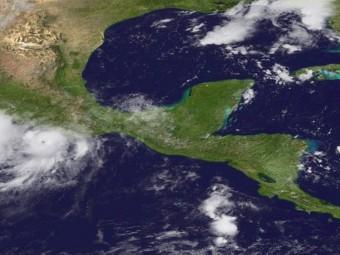 """Ураган """"Хилари"""", 22.09.2011. Изображение ©AFP"""