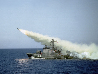 Изпитания на ракети RBS15 Mk.III