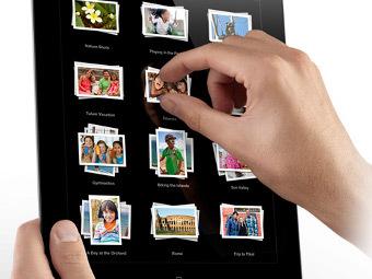 "Apple отказали в правах на слово ""мультитач"""