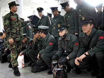 Южнокорейские военнослужащие. Фото ©AFP