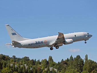 P-8I Poseidon. Фото с сайта boeing.com