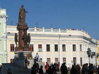 Одесса. Фото с сайта odessa.ua