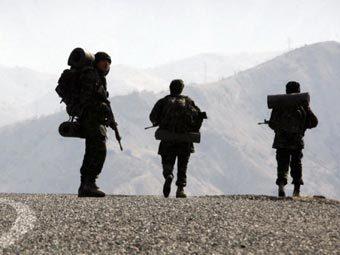 Турецкие военнослужащие. Фото ©AFP