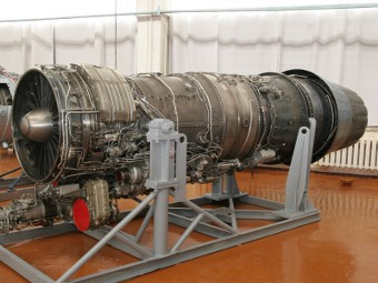 АЛ-31ФН. Фото с сайта npo-saturn.ru
