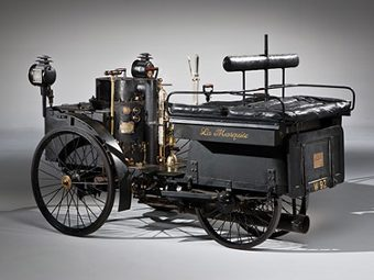 30. Самая старая в мире машина