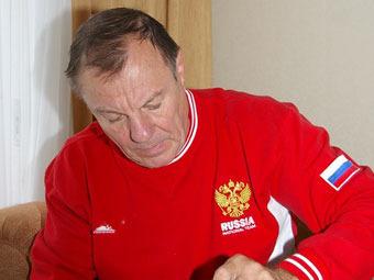 Запой Николая Хромова стал причиной провала сборной России?
