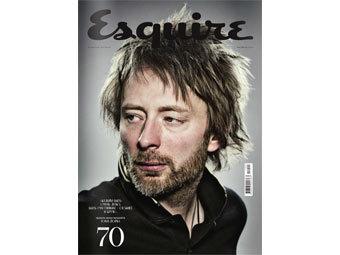 Обложка Esquire за октябрь-2011. Иллюстрация с сайта издания