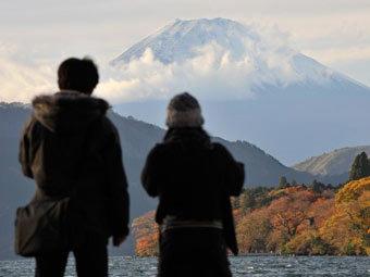 Туристы в Японии. Фото ©AFP