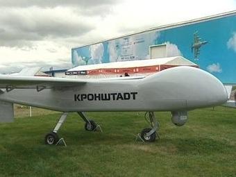 БПЛА Дозор-600. Фото с сайта nauka21vek.ru