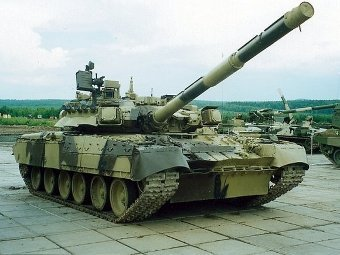 Т-80. Фото с сайта all-tanks.ru