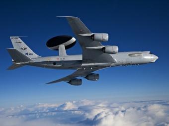 E-3F ВВС Франции. Фото с сайта defense.gouv.fr