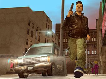 Скриншот GTA III