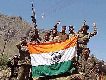 Индийские военнослужащие. Фото с сайта militaryphotos.net