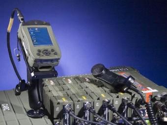 Комплект JTRS GMR. Фото с сайта foresightsystems-mands.com