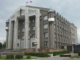 Здание Верховного суда Карачаево-Черкесии. Фото с сайта vs.kchr.sudrf.ru