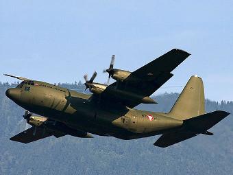 C-130K ВВС Австрии. Фото с сайта xairforces.net