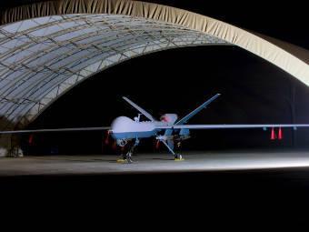 MQ-9 Reaper. Фото с сайта af.mil