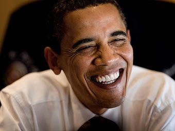 Барак Обама. Фото пресс-службы Белого дома США