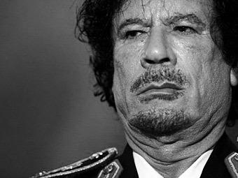 Муаммар Каддафи. Фото ©AFP, архив