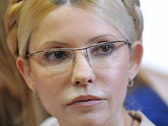 Юлия Тимошенко. Фото ©AFP