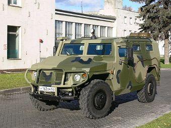 "Bронеавтомобил ""Тигър-6а"""