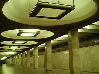 """Станция """"Орехово"""". Фото с сайта mosmetro.ru"""