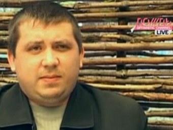 "Александр Кучма. Кадр телеканала ""Дождь"""