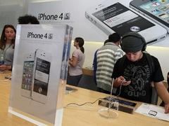 Новый смартфон iPhone 4S, презентованный 10 дней назад компанией Apple...