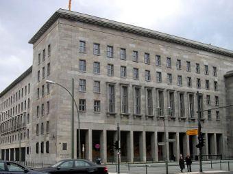Штаб-квартира Минфина ФРГ в Берлине. Фото Peter Kuley с сайта en.wikipedia.org