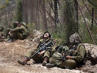 Израильские военные. Фото ©AFP