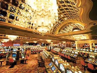 Казино The Trump Taj Mahal Casino Resort в Атлантик-Сити. Фото с сайта trumptaj.com