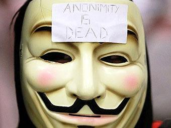 Ранее некоторые представители мексиканского Anonymous отказались участвовать в акции.