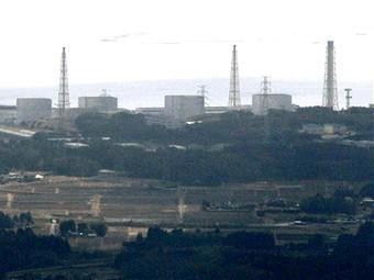"""Вид на японскую АЭС """"Фукусима-1"""". Фото ©AFP"""