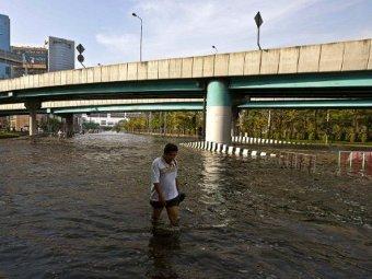 Наводнение в Бангкоке. Фото ©AFP