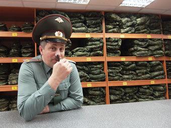 Российская армия всех сильней