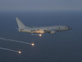 P-8A Poseidon. Фото с сайта boeing.com