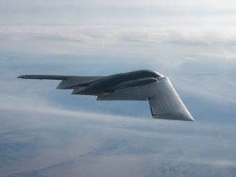 B-2 Spirit. Фото с сайта af.mil