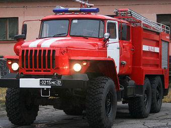 АЦ-6-40. Фото пресс-службы Министерства обороны России
