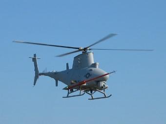 MQ-8B Fire Scout. Фото с сайта northropgrumman.com
