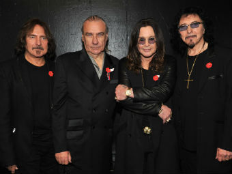 Black Sabbath. Фото с официального сайта группы