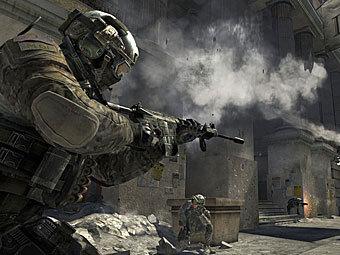 Скриншот Modern Warfare 3