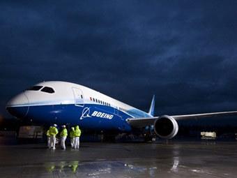 Boeing 787. Фото ©AFP