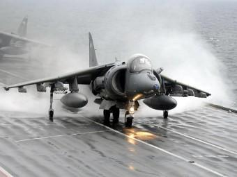 BAE Harrier II GR9. Фото с сайта aviationnews.eu