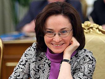 Эльвира Набиуллина. Фото с сайта premier.gov.ru