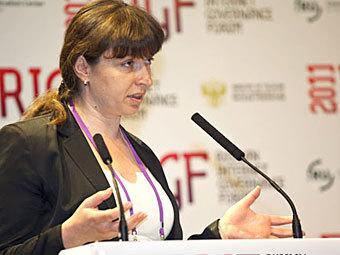 Марина Никерова. Фото с сайта rigf.ru