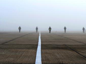 Военнослужащие на американской военной базе в Германии. Фото с сайта af.mil
